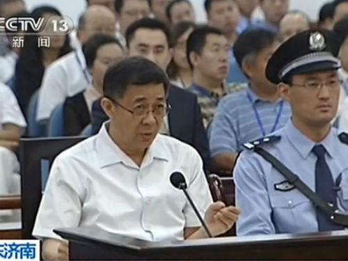 Trung Quốc lo sợ Bạc Hy Lai quay lại chính trường?