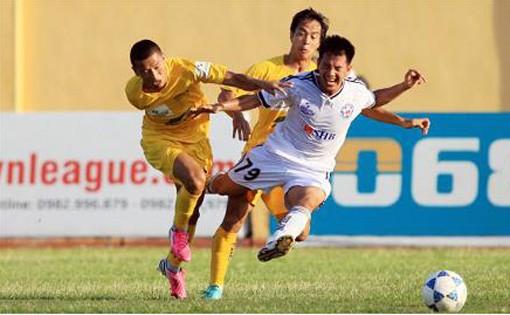 Vòng cuối V-League 2013: Top ba ngã ngũ