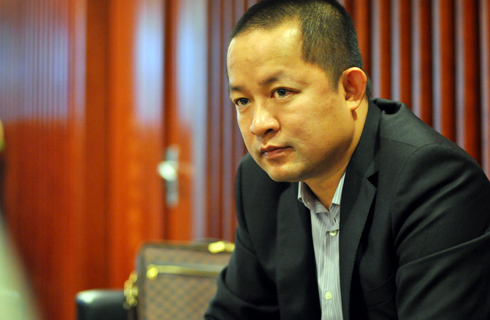 Ông Trương Đình Anh bất ngờ công bố bán lượng cổ phiếu FPT trị giá 50 tỷ đồng