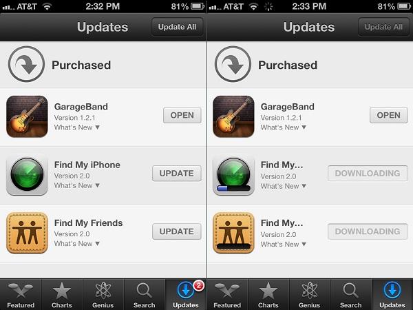 5 điều cần làm trước khi cập nhật lên iOS 7