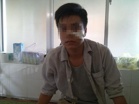 Nạn nhân Cao Trần Minh Đ. vô tình trúng