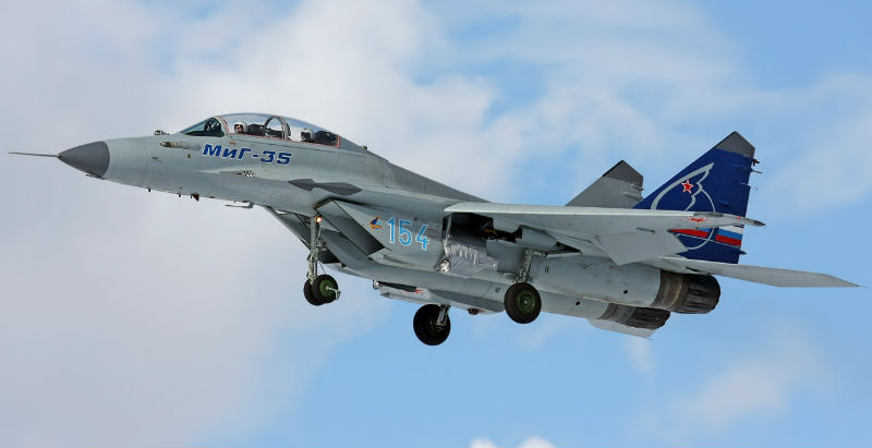 MiG-35D của Nga
