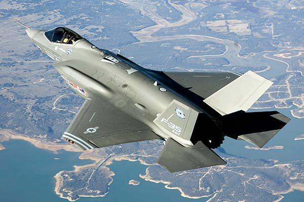 Tiêm kích đa năng thế hệ thứ năm F-35 của Mỹ