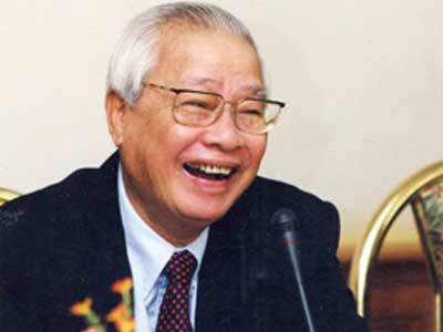 Đồng chí Võ Văn Kiệt