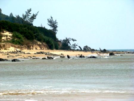 Cận cảnh Vũng Chùa - Đảo Yến - nơi Đại tướng sẽ yên nghỉ 5