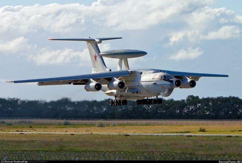 Máy bay AWACS A-50 của Nga