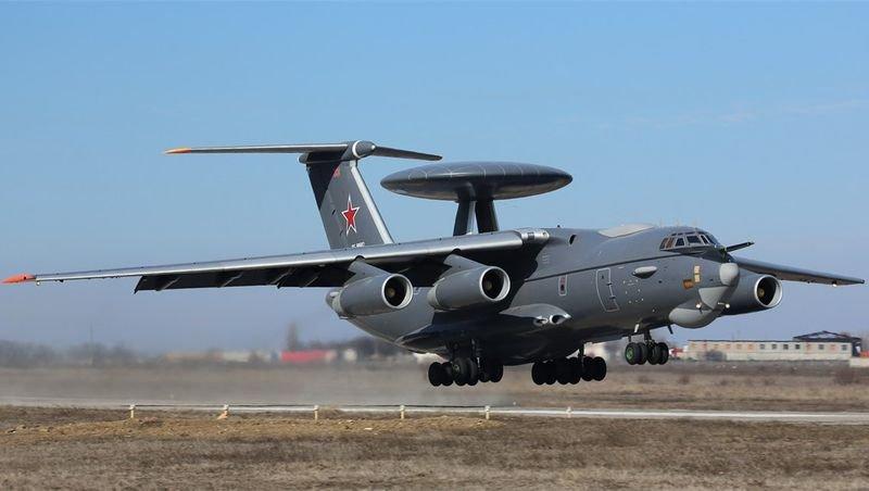 Máy bay AWACS A-50U của Nga