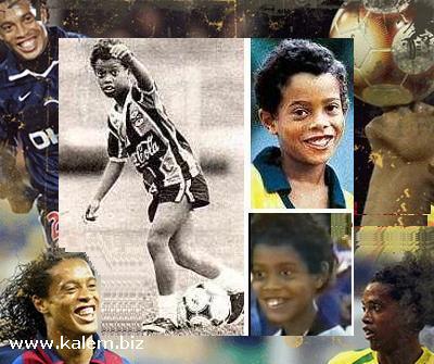 Ronaldinho đã hoàn thành xuất sắc giấc mơ còn <span class=