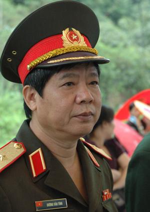 Phó TGĐ Dương Văn Tính cho biết: Viettel đã học hỏi nhiều điều từ Đại tướng Võ Nguyên Giáp.