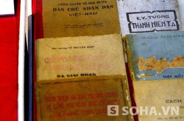 Những cuốn sách do Đại tướng viết