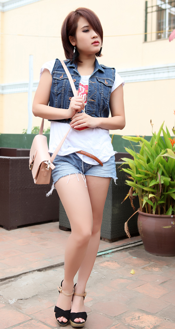 Những hot girl Việt