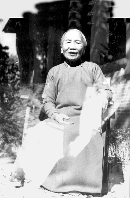 Nguyễn Thị Kiên, Đại tướng Võ Nguyên Giáp