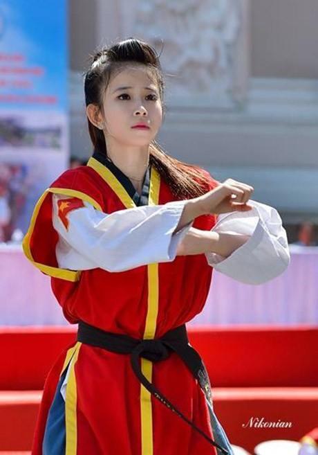 Những hoa khôi 9X của thể thao Việt Nam 3