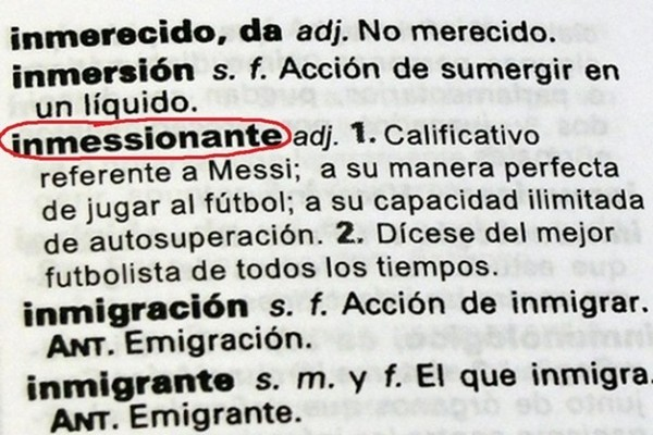 """Messi được xếp """"ngang hàng"""" với các nhà bác học vĩ đại 4"""