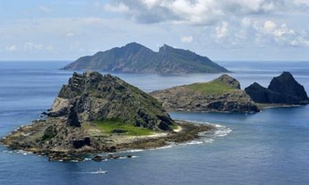 Quần đảo Senkaku/Điếu Ngư là điểm nóng tranh luận giữa Trung Quốc và Nhật Bản