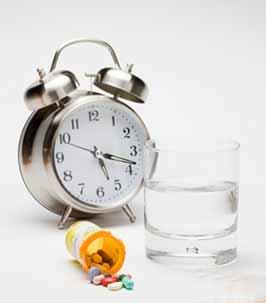 Phải tuân thủ khoảng cách giữa các lần dùng thuốc 1