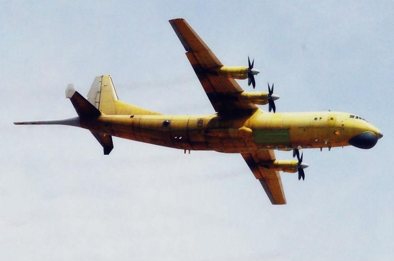 Máy bay tuần tra-săn ngầm Y-8GX6 mà Trung Quốc đang phát triển