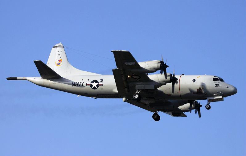 Máy bay tuần tra-săn ngầm P-3C Orion của Mỹ