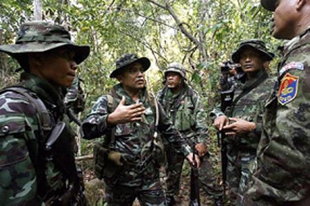 Trinh sát đặc nhiệm của Hải quân Thái Lan