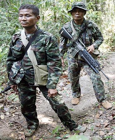 Lực lượng đặc nhiệm chống buôn lậu ma túy