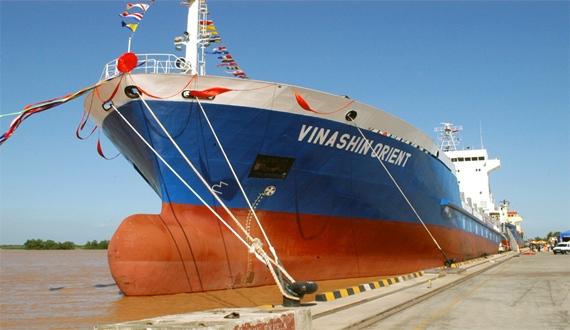 Vinashin, SBIC, đóng tàu, gói nợ, trả nợ