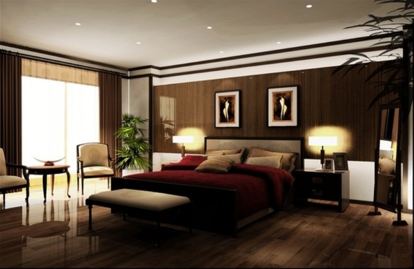 Bài trí phòng ngủ hợp phong thủy giúp gia chủ khỏe mạnh 1