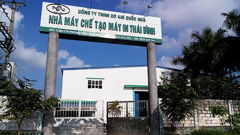 Nơi chế tạo tàu ngầm Trường Sa của doanh nhân Nguyễn Quốc Hòa