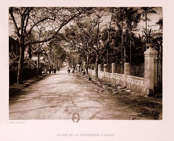 So sánh hình ảnh Hà Nội và Paris cuối thế kỷ 19 12