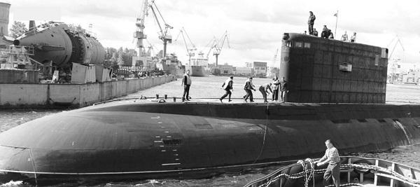 Tàu ngầm Hà Nội trở về cảng nhà máy Admiralty sau khi kết thúc thành công giai đoạn thử nghiệm nhà nước