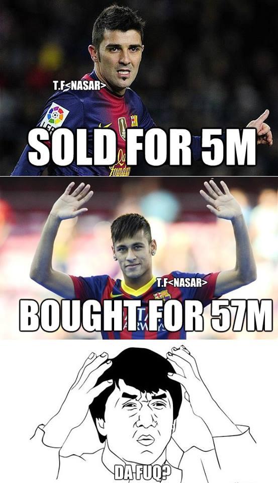 Hối hận không Barca?