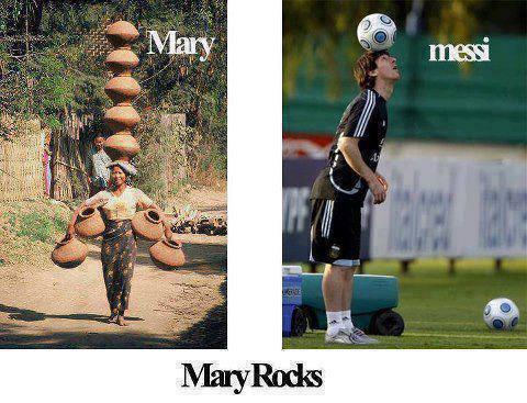 Messi thì tuổi gì chứ?