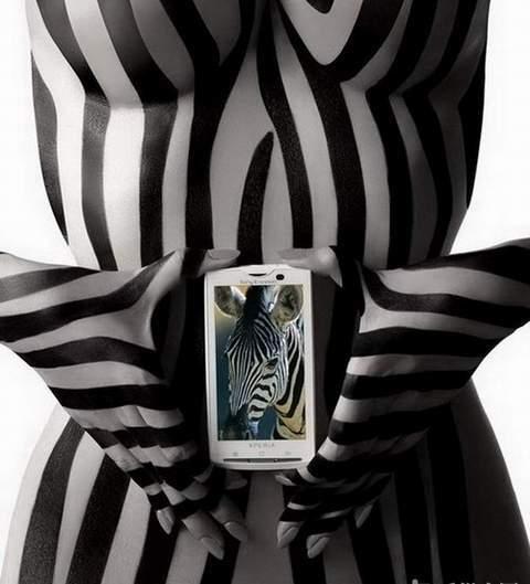 Người mẫu chụp ảnh nude cùng Ipad, smartphone