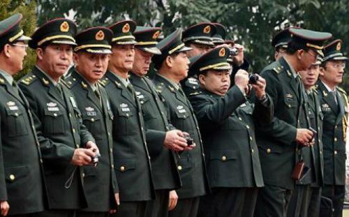 Trung Quốc: Top đầu thế giới về tham nhũng trong quân đội