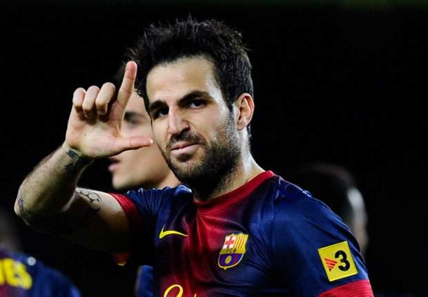 Cesc Fabregas sẽ không rời Barca