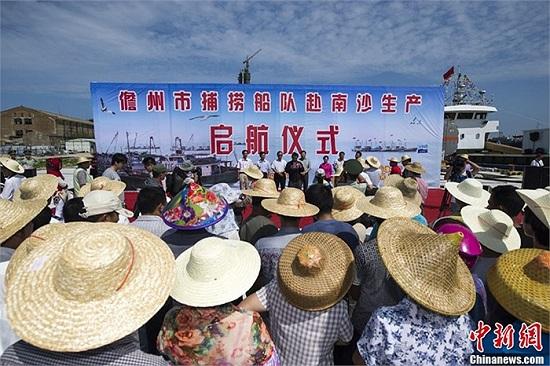 Lễ ra quân trống rong cờ mở của đội tàu cá trước khi ra Trường Sa của Việt Nam đánh bắt trái phép cho thấy, nó là một hoạt động có tổ chức, phục vụ nhiều mưu đồ chứ không chỉ vì lợi ích kinh tế đơn thuần