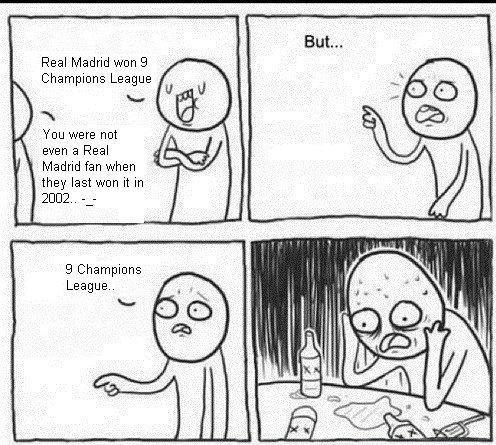 """Real Madrid vẫn """"độc bá"""" Champions League đấy nhé"""