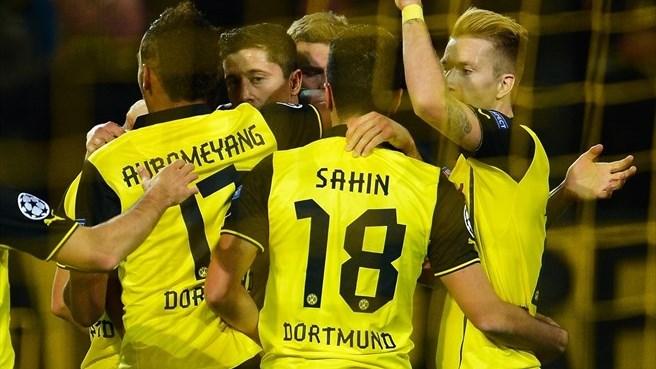 Phản công nhanh như chớp, Dortmund