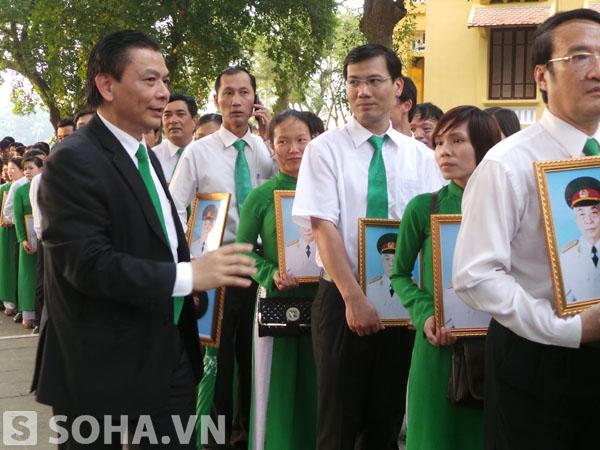 """Ông Hồ Huy: Mai Linh sẽ biến """"đau thương thành hành động"""""""