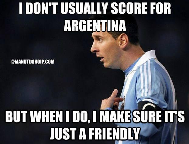 Anh rất ít khi ghi bàn nhưng đã ghi thì đó phải là một trận đấu... giao hữu