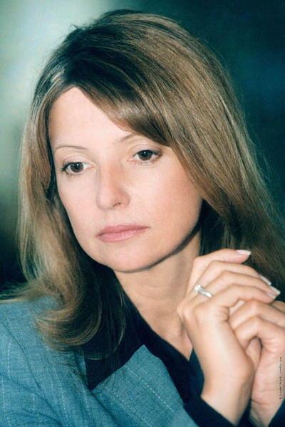 Một trong những bức ảnh hiếm hoi thời trẻ của bà Yulia Tymoshenko.