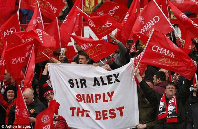Chùm ảnh: Lần cuối cùng cho Sir Alex
