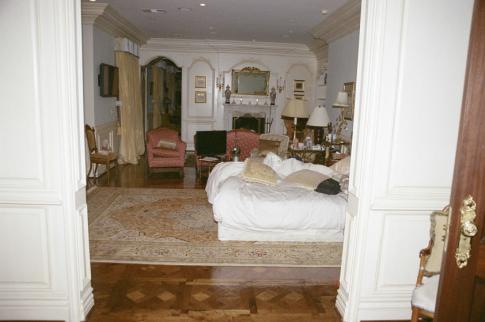 Căn phòng ám ảnh nơi Michael Jackson từ trần