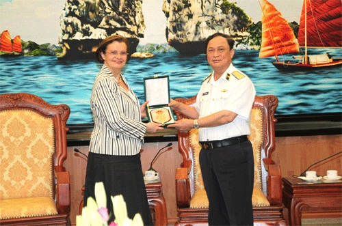 Tập đoàn công nghiệ quốc phòng hàng đầu thế giới Thales coi Việt Nam là một đối tác chiến lược lâu dài