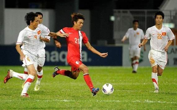 Hong Kong 1-0 Việt Nam: Rời sân tiếc nuối