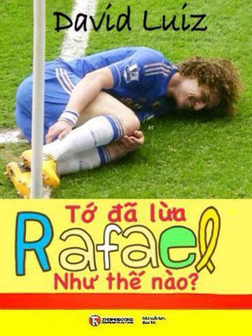Chế - Vui – Độc: Vì sao Luiz cười?