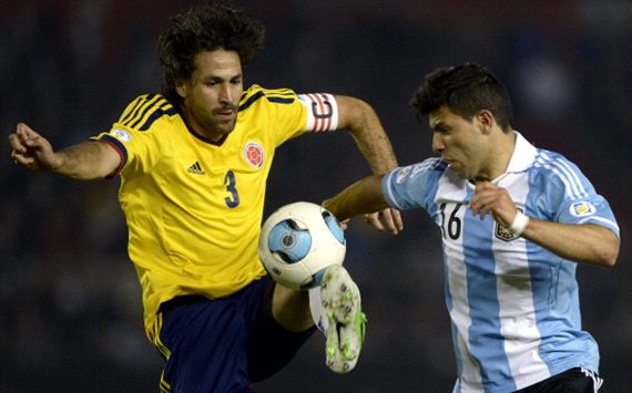 Argentina bị cầm hòa không bàn thắng ngay trên sân nhà