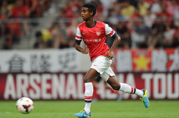 Tiền vệGediom Zelalem