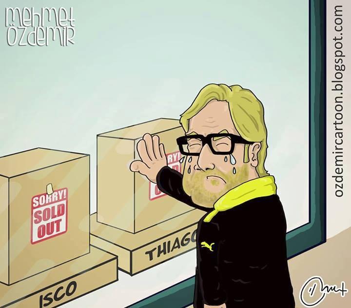 Chẳng còn gì cho Dortmund...