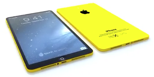 Thiết kế iPhone 6 đẹp mắt với cảm hứng từ smartphone Lumia 3