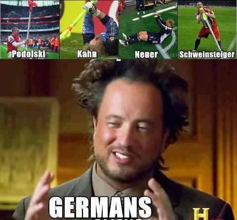 Sở thích của người Đức!